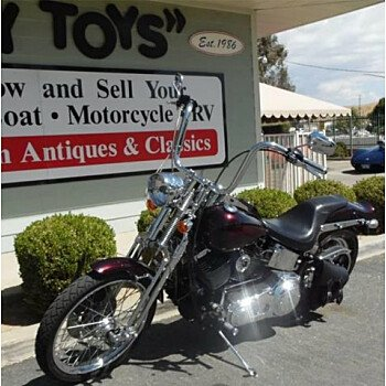 2004 Harley-Davidson Softail for sale 200539612