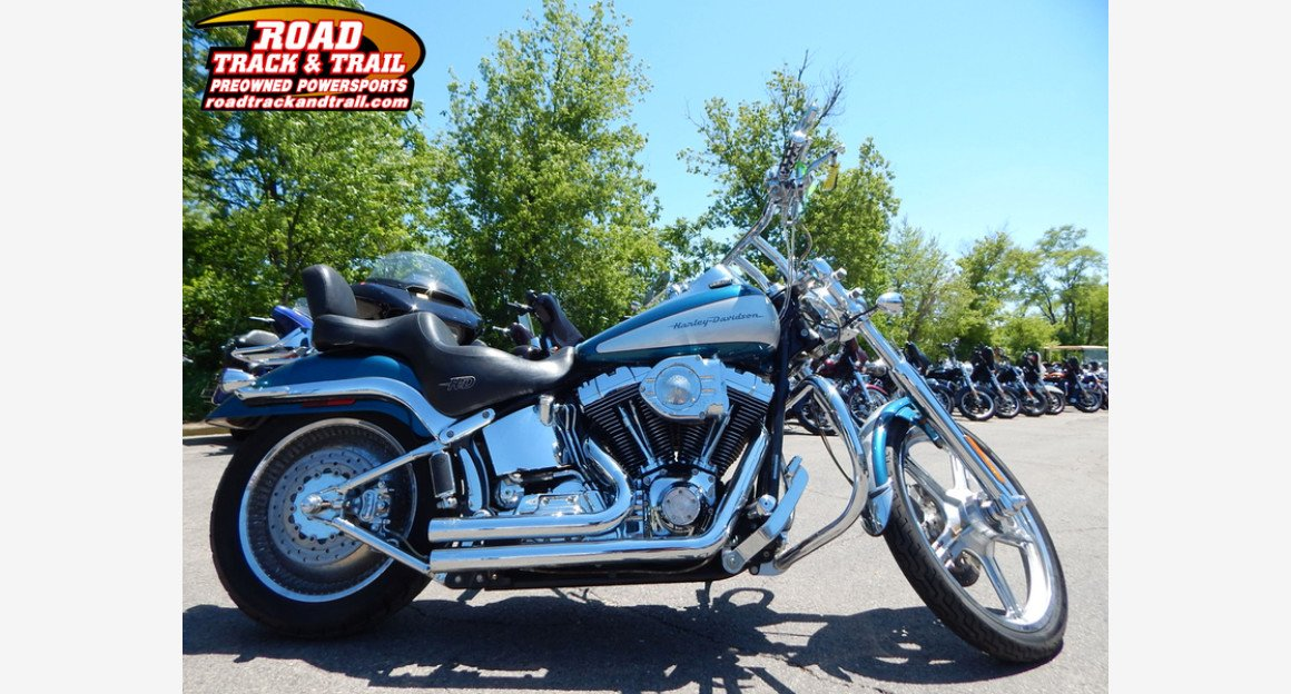 2004 Harley-Davidson Softail for sale 200601171