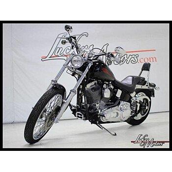 2004 Harley-Davidson Softail for sale 200606633