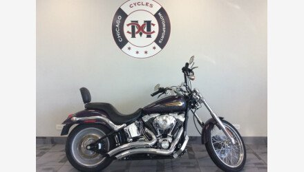2004 Harley-Davidson Softail for sale 200838285
