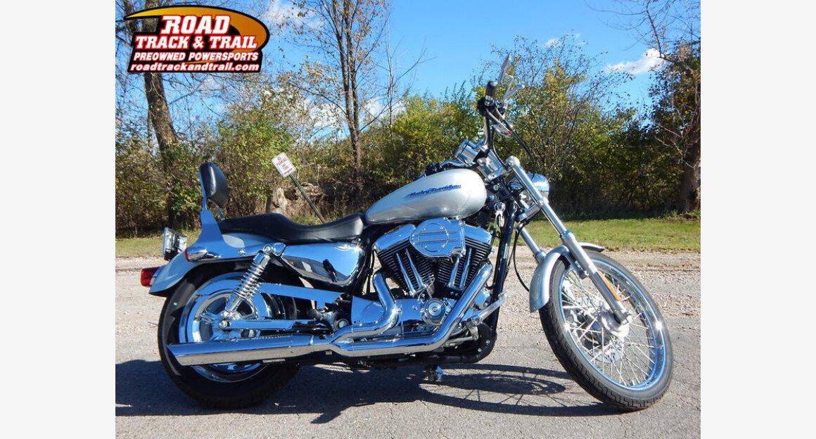 2004 Harley-Davidson Sportster for sale 200643184