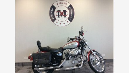 2004 Harley-Davidson Sportster for sale 200642835