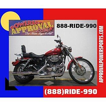 2004 Harley-Davidson Sportster for sale 200721982