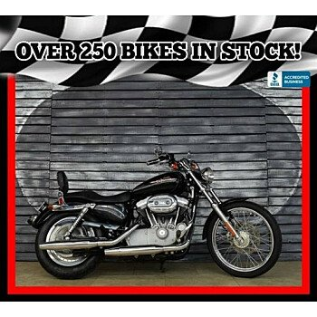 2004 Harley-Davidson Sportster for sale 200886019