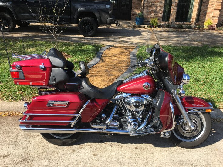 2004 Harley-Davidson Touring Electra Glide Ultra Classic for