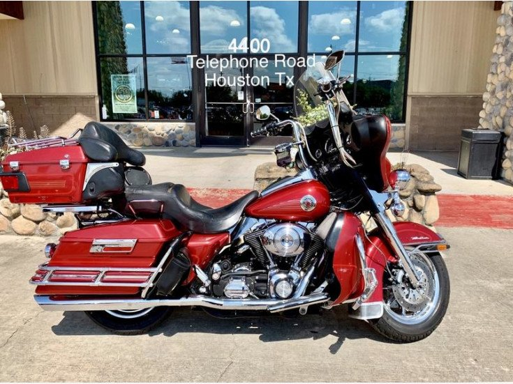 2004 Harley-Davidson Touring for sale 200774808