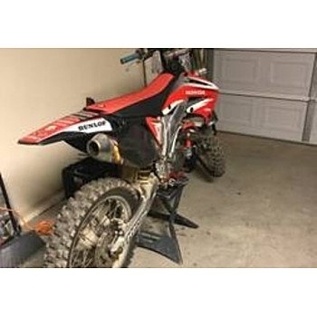 2004 Honda CRF450R for sale 200520161