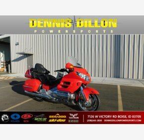 2004 Honda Gold Wing for sale 200655327