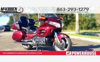 2004 Honda Gold Wing for sale 200665636