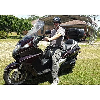 2004 Honda Silver Wing for sale 200692179