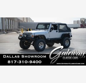 2004 Jeep Wrangler 4WD for sale 101167857