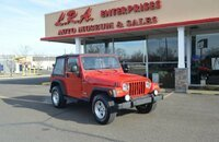2004 Jeep Wrangler 4WD for sale 101271726