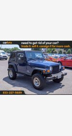 2004 Jeep Wrangler for sale 101355816