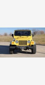 2004 Jeep Wrangler for sale 101421373
