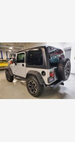 2004 Jeep Wrangler for sale 101425967