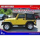 2004 Jeep Wrangler for sale 101561571