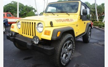 2004 Jeep Wrangler for sale 101574985