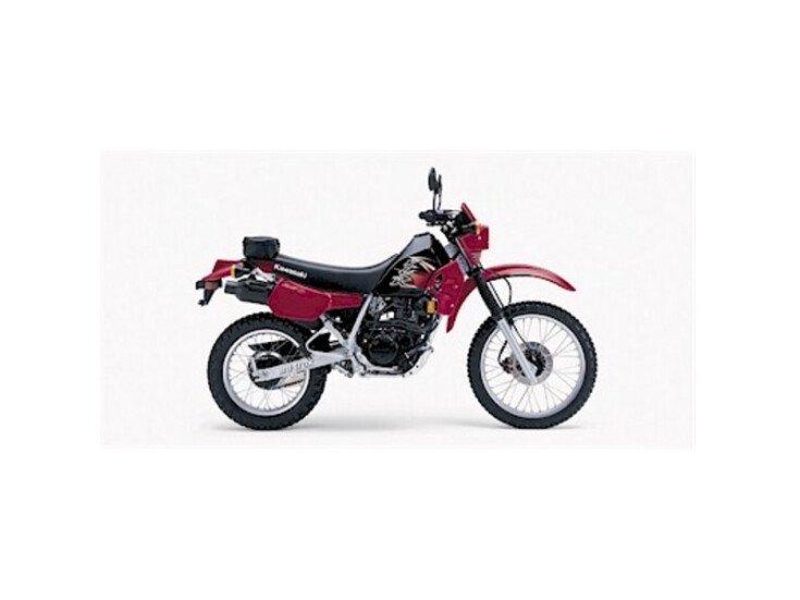 2004 Kawasaki KLR250 250 Specifications, Photos, and Model