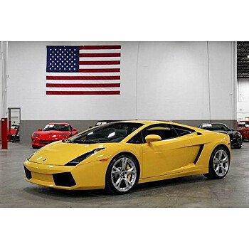 2004 Lamborghini Gallardo for sale 101083293