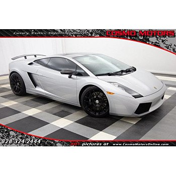 2004 Lamborghini Gallardo for sale 101125435