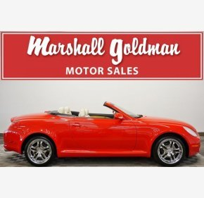 2004 Lexus SC 430 Convertible for sale 101112353