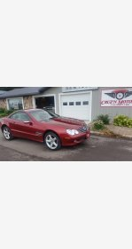 2004 Mercedes-Benz SL500 for sale 101026624