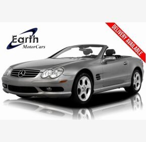 2004 Mercedes-Benz SL500 for sale 101345757