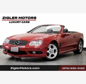 2004 Mercedes-Benz SL500 for sale 101365544