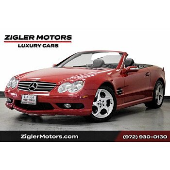 2004 Mercedes-Benz SL500 for sale 101365544