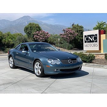 2004 Mercedes-Benz SL600 for sale 101155003