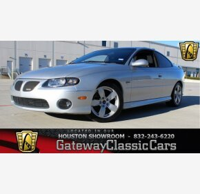 2004 Pontiac GTO for sale 101082283