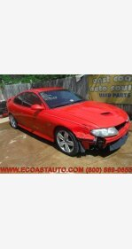 2004 Pontiac GTO for sale 101326271