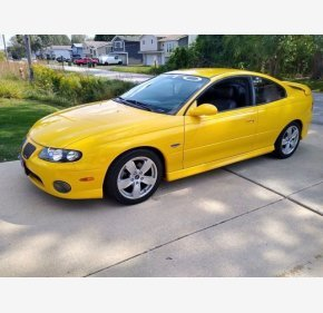2004 Pontiac GTO for sale 101388562