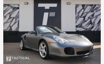 2004 Porsche 911 Turbo Cabriolet for sale 101099144