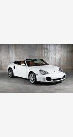 2004 Porsche 911 Turbo Cabriolet for sale 101197566