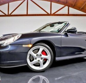 2004 Porsche 911 Turbo Cabriolet for sale 101200474