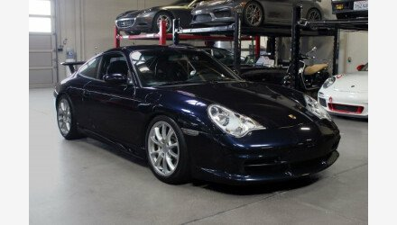2004 Porsche 911 GT3 Coupe for sale 101245082