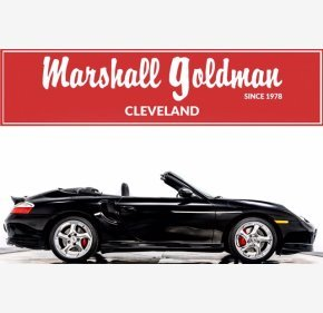 2004 Porsche 911 Turbo Cabriolet for sale 101482123