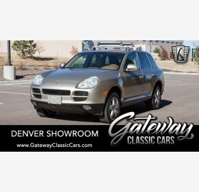 2004 Porsche Cayenne S for sale 101236230