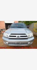 2004 Toyota 4Runner 4WD for sale 101326224