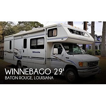 2004 Winnebago Minnie for sale 300182978