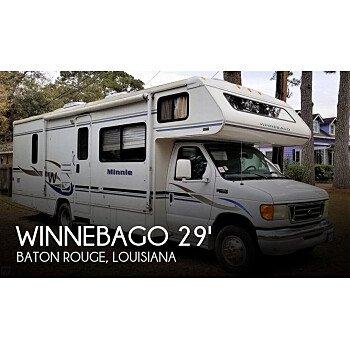 2004 Winnebago Minnie for sale 300182978
