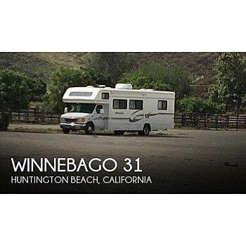 2004 Winnebago Minnie for sale 300198963