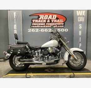 2004 Yamaha V Star 650 for sale 200935021