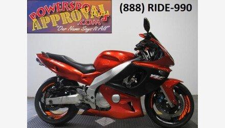 2004 Yamaha YZF600R for sale 200579326