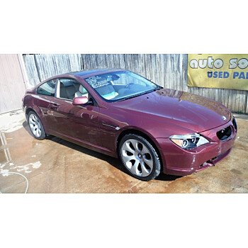 2005 BMW 645Ci Coupe for sale 100291256