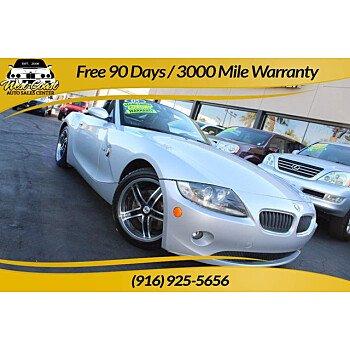 2005 BMW Z4 for sale 101518195