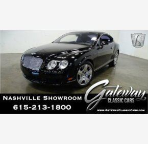 2005 Bentley Continental GT Coupe for sale 101286851