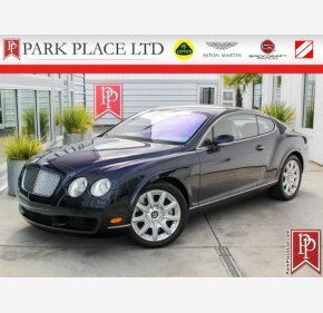 2005 Bentley Continental GT Coupe for sale 101292836