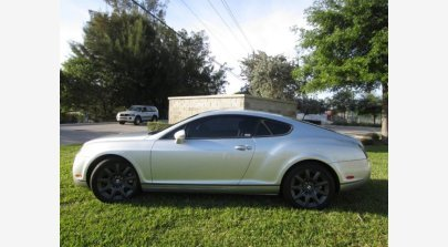 2005 Bentley Continental GT Coupe for sale 101299317